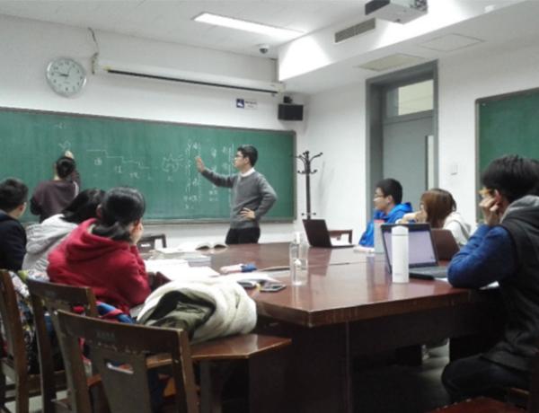 助教系列·小班讨论课——采访肖京·坚守经典传承之路